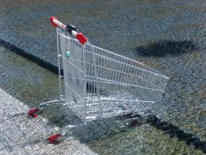 shopping cart