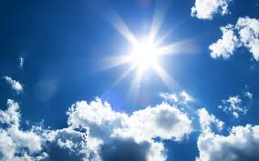 sun using
